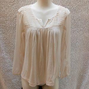 Lucky long sleeve blouse